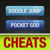Doodle Jump & Pocket God Cheats Codes