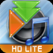 Free Music Downloader HD Lite - Fast Downloader & Multi-Skin Player