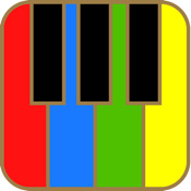 BabyApps for iPad: Color Piano