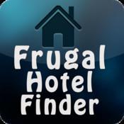 Frugal Hotel Finder HD: Hotels