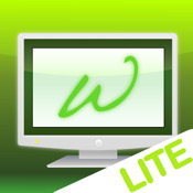 WebPad Lite ~ Sketch and share over Internet in real time!