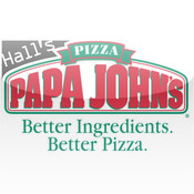 Hall`s Papa John`s Big Deal Club