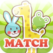 WCC Animal Match Full Version - Memory Cards for Kids - Learn Animal Names in Chinese virtual animal