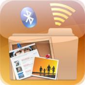 Rapid Share - Share photo and video via bluetooth and wifi