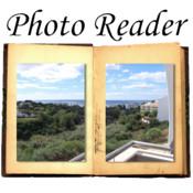 PhotoReader - read your photos like a book! photos