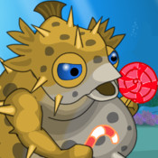 Fun Kids Game Underwater Fish Ocean Runner fun run