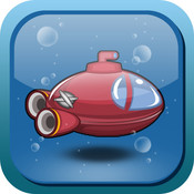 Crazy Submarine: Extreme Rush
