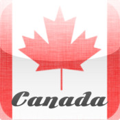 Country Facts Canada - Canadian Fun Facts and Travel Trivia map canada physical