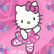 Hello Kitty Wallpapers - First Time for your iPhone