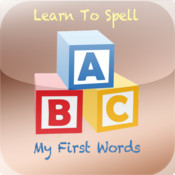 Learn To Spell - My First Words magic spell words