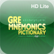 GRE Mnemonics Pictionary HD-L words