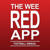 The Wee Red App: Scottish Football Annual 2012-13