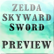 iPreview - Zelda Skyward Sword Edition ds lite zelda