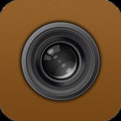Camera PRO Hipster for iPhone 4