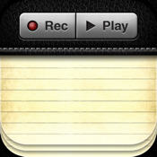 Audiotorium Notes - Text & Audio Notes with Dropbox & TextExpander integration. If you take notes, you want this app! notes