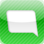 iMessage - Just write a message teenage room theme
