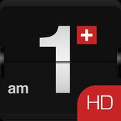 iFlipClock Plus HD - Retro Flip Clock and Music Alarm Clock