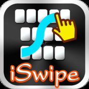 iSwipe Pro HD - Swype Type : easy, fast and productive swipe notes