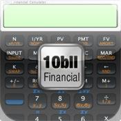 New 10Bll Financial Calculator