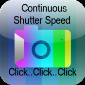 Fast Shooting multiple shots Shutter Camera