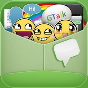 GoTalk for iPhone + PUSH (Google Talk™ chat client)