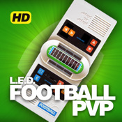 LED Football Player vs. Player