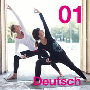 YOGAMOUR Yoga Video 01 Deutsch