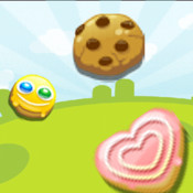 Cookie Crunch for iPad - puzzle match evolved