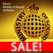 iDrum: Ministry of Sound Anthems