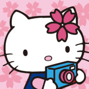 Visit Japan with HELLO KITTY (Japan Tourism Agency official) japan physical map