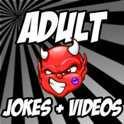 Adult Jokes + Funny Videos - iPad Edition