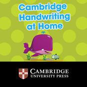 Cambridge Handwriting at Home cursive handwriting