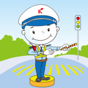 Milkana Traffic Police-iPhone version high traffic flooring