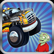 Monster Truck Zombie Shooter Road Trip zombie road trip