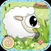 Sheepo Graze - Lawn Mower Sheep Eat Grass