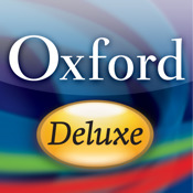 Oxford Deluxe (ODE & OTE powered by UniDict)