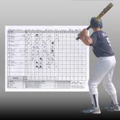 ScorePad - Baseball Score Sheet