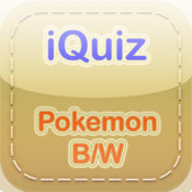 iQuiz for Pokemon Black White Version pokemon black version