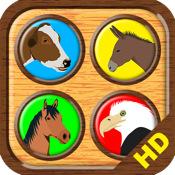 BBBox Animals HD (by Big Button Box)