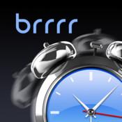 Brrrr Alarm Pro (Vibrate&Music Alarm, Table Clock!)