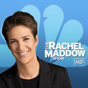 msnbc featuring Rachel Maddow