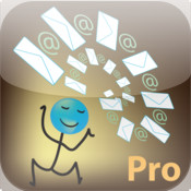 eMailGanizer Pro - email reader for people who use mail folders emails