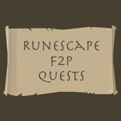Runescape F2P Quest Companion shaiya quest guides