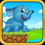 Elephant Run - Addictive Animal Running Game