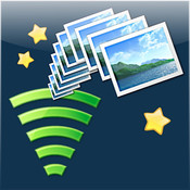 WiFi Photo Sender - Share Multi Photos and Videos on WiFi photo photos sender