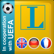 Langenscheidt UEFA Football Dictionary English – German – French