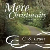 Mere Christianity (by CS Lewis) (AUDIOBOOK) : Blackstone Audio Apps : Folium Edition