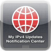 MyIPv4 in Notification Center emergency notification