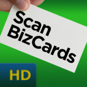 ScanBizCards HD Business Card Reader