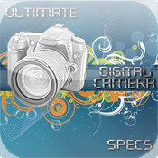 Ultimate Digital Camera Specs raw digital camera